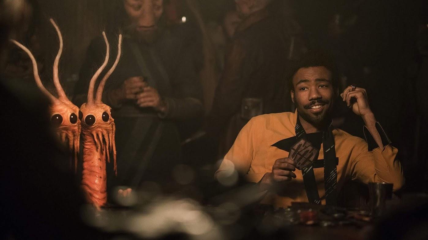 Han Solo - Gwiezdne Wojny - Historie - Lando Calrissian