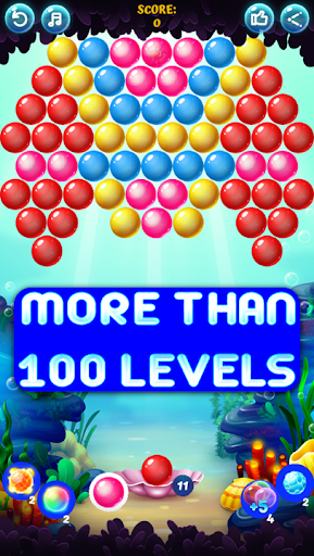 Ocean Bubble Shooter: Puzzle Smashing Friends 0.0.42 screenshots 16