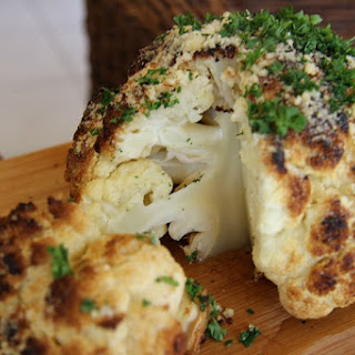 Roasted Whole Cauliflower Recipes