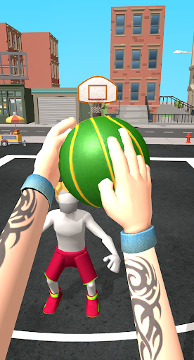 Dribble Hoops filehippodl screenshot 9