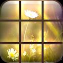 Sliding Tile Puzzle : Nature icon