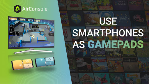 AirConsole for TV - The Multiplayer Game Console apktram screenshots 3