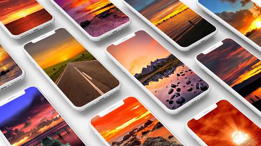 Sunset Wallpaper 1.1 screenshots 1