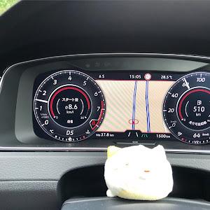 ゴルフ7 GTI  7.5 GTI2018年のカスタム事例画像 七海さんの2018年09月19日23:58の投稿