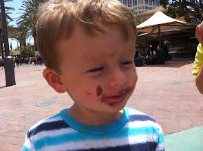 Photo: Chocolate Face at Spectrum