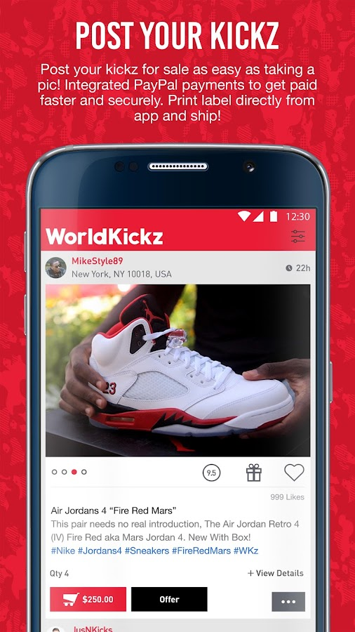 WorldKickz- screenshot