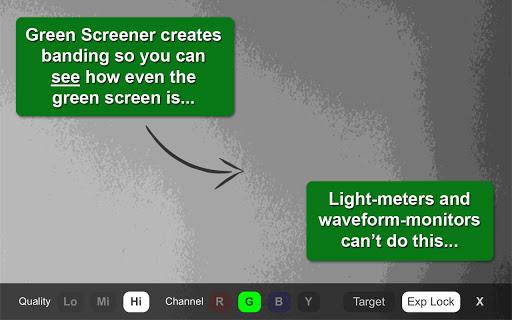 Green Screener screenshot 2