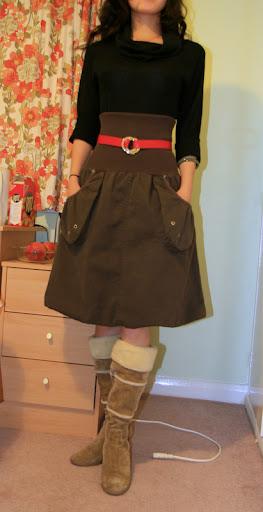 美女总动员 帮我参考新裙子的搭配吧 263
