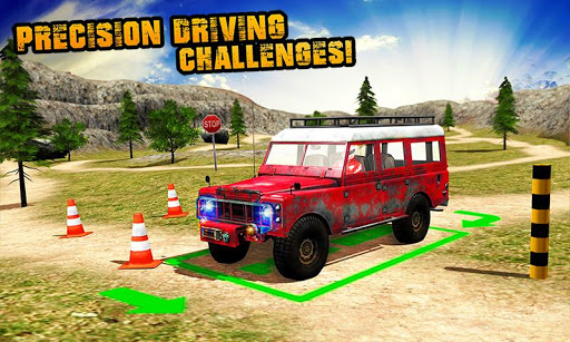 Offroad Parking Challenge 3D