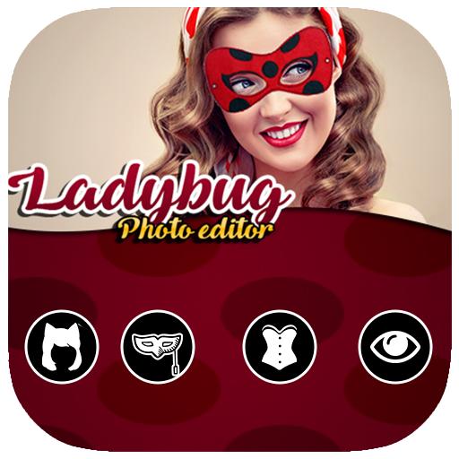 Ladybug Mask Face Maker
