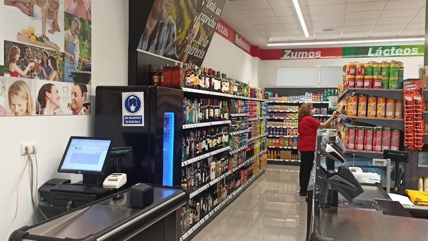 Nueva tienda de la franquicia Covirán en Cabo de Gata.