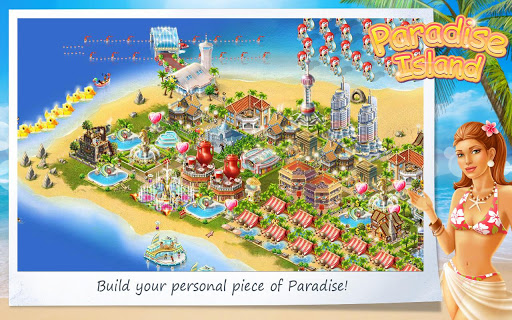Paradise Island screenshot 2