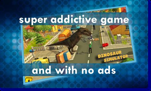 Dinosaur Sim 3D