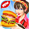 Kitchen Fever Chef; Burger Cooking & Cashier Game file APK Free for PC, smart TV Download