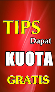 TIPS KUOTA GRATIS TERBARU LENGKAP - náhled