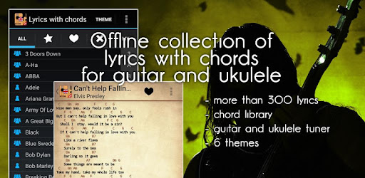 Lyrics With Chords Apps On Google Play