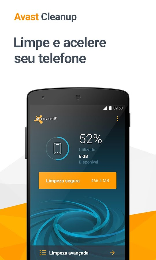 avast cleanup google play