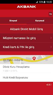 Akbank Direkt- screenshot thumbnail