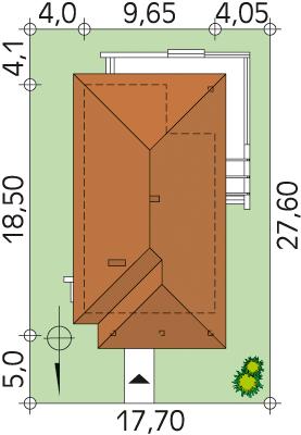 Granat CE - Sytuacja