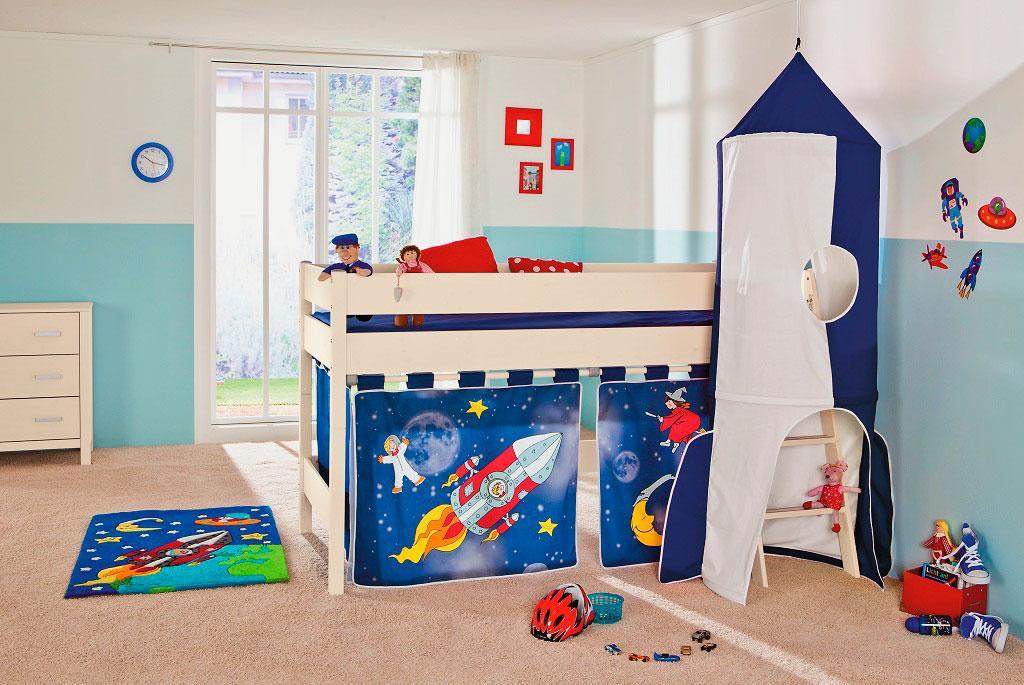 Космический корабль-кровать