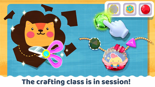Baby Panda's Art Classroom: Music & Drawing - screenshot