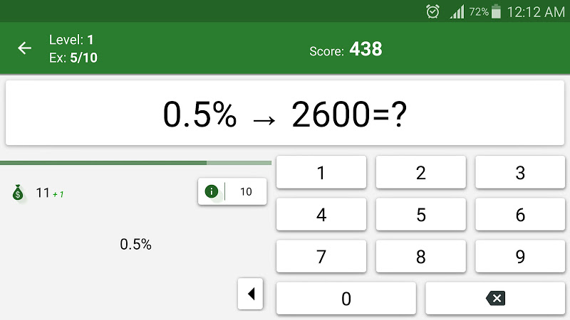 Math Tricks Screenshot 11