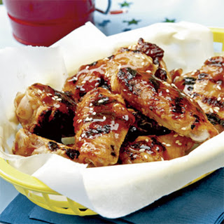 Touchdown Teriyaki Chicken Wings