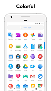 Ream - Icon Pack Screenshot