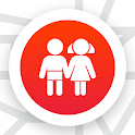My Kids on Map: Family Tracker icon