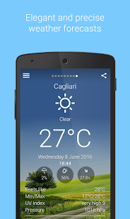 Libero Meteo live - Free weather forecast- screenshot thumbnail