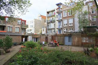 Photo: Nieuwe Houttuinen. Het resutaat na één weekend