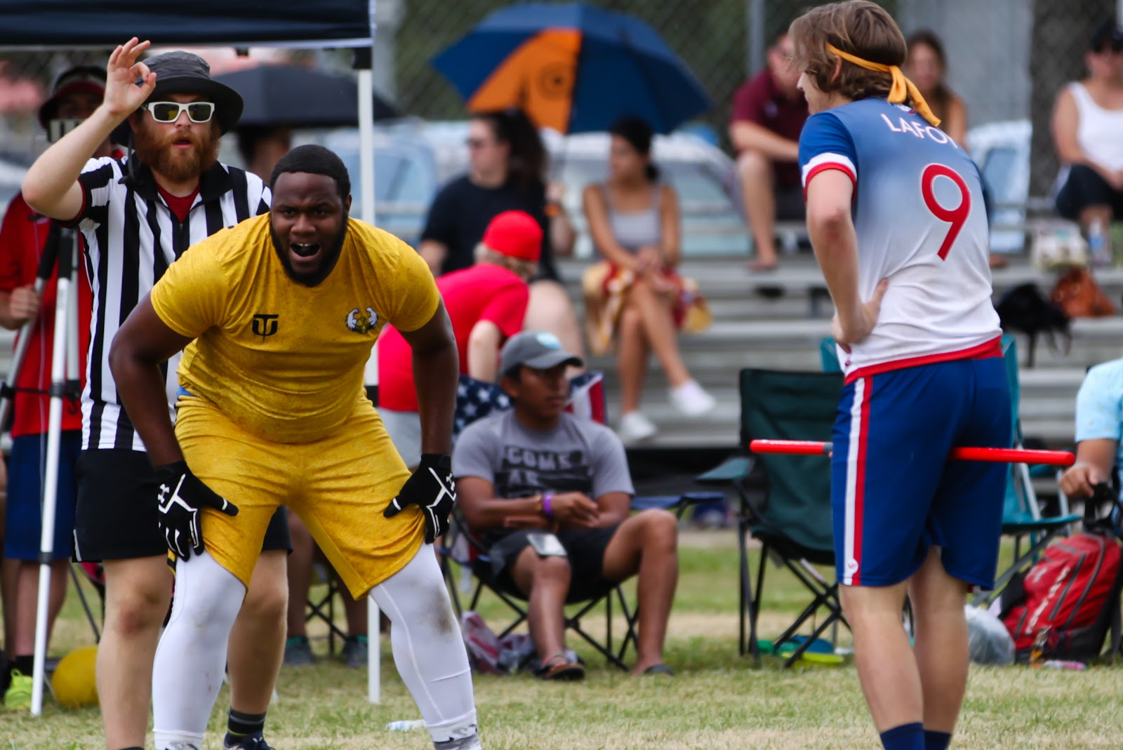 A Closer Look At Kansas City S Major League Quidditch Team