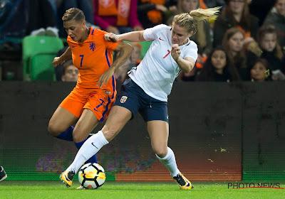 Topfavoriet Kvinner doet met verschroeiend halfuur wat het moet doen in CL-groep Anderlecht
