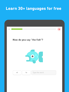 Duolingo Mod Apk 4.91.2 (All Unlocked + No Ads + Offline) 8