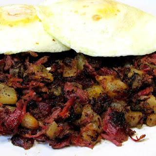 Homemade Corned Beef Hash (Low Carb Recipe).