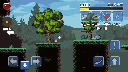 Sword Knight – Metroidvania Adventure RPG World Mod Apk Download For Android and Iphone 4