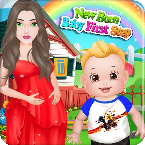 第一步宝宝游戏 休閒 App LOGO-APP開箱王