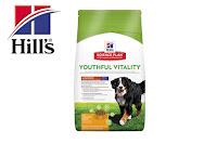 Angebot für 2,5kg Youthful Vitality für große Hunde im Supermarkt