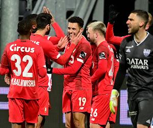 Voici le onze du Standard de Liège et de La Gantoise : Joao Klauss absent