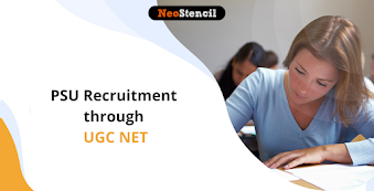 PSU Recruitment through CSIR NET 2020