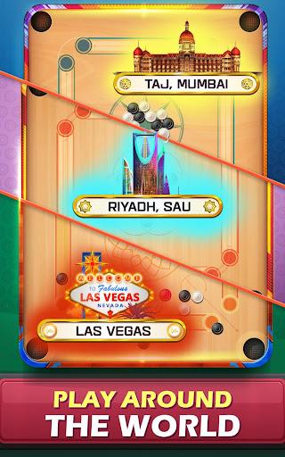Carrom Friends: Online Carrom Board Disc Pool Game  screenshots 3