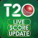Cricket Twenty20 Live TV 2016 icon