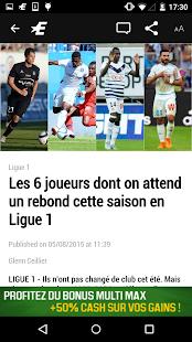 Eurosport.com– Vignette de la capture d'écran
