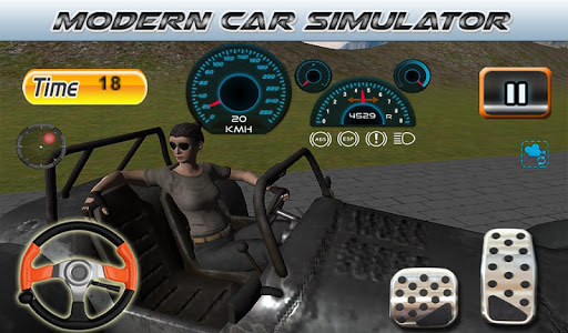 Parking Revolution: Super Car Offroad Hilly Driver 1.0 screenshots 13