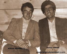 Photo: Köksal KARAKILIÇ ve Atanur IRMAK