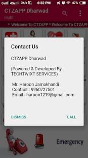 CTZAPP Dharwad - náhled