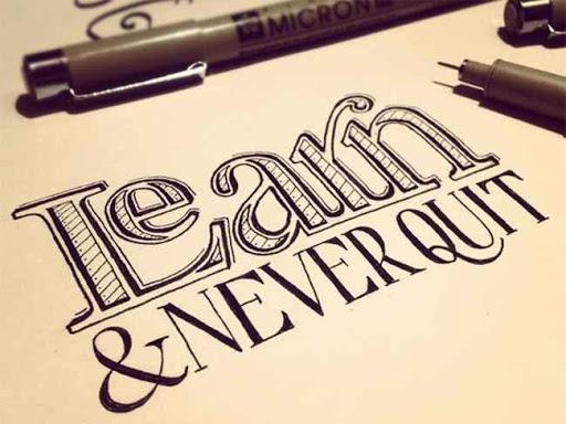 Hand Lettering Design Ideas