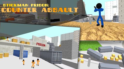 Stickman Prison: Counter Assault cheat screenshots 1