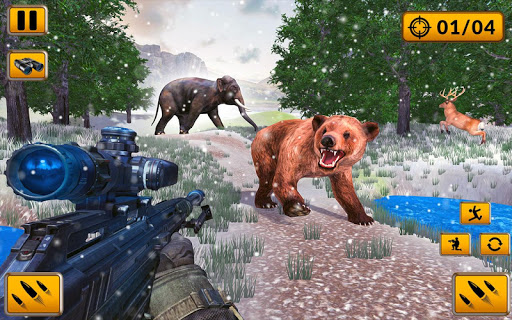 Wild Animal Hunt 2020: Hunting Games filehippodl screenshot 13