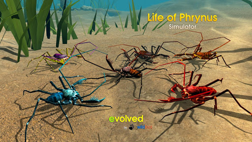Life of Phrynus - Whip Spider screenshot 1